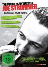 Joe Strummer. The Future is unwritten