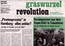 Graswurzelrevolution Nr. 368 (April 2012)