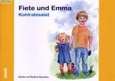 Neumann: Fiete und Emma 1 - Kohlrabisalat