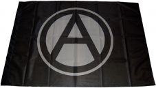 Fahne Anarchie