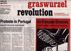 Graswurzelrevolution Nr. 378 (April 2013)