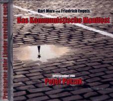 Peter Patzak liest Das Kommunistische Manifest (CD)