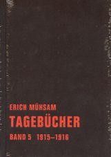 Tagebücher. Band 5, 1915-1916