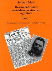 (Antiquariat) Dokumente eines sozialdemokratischen Agitators (Band 1)