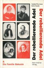 (Antiquariat) Der rebellierende Adel und die Familie Bakunin