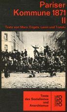 (Antiquariat) Pariser Kommune 1871 - Band 2