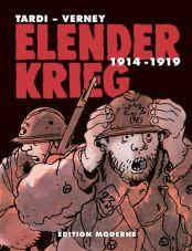 Elender Krieg 1914 - 1919 (Gesamtausgabe)