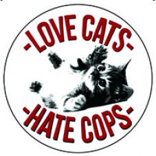 Love Cats - Hate Cops