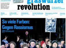 Graswurzelrevolution Nr. 397 (März 2015)