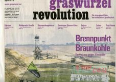 Graswurzelrevolution Nr. 398 (April 2015)
