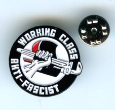 Metalpin Working class Anti-fascist