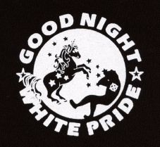 Good night, white pride - Einhorn