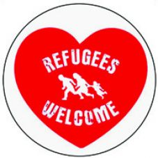 Refugees welcome - Herz