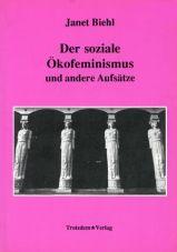 (Antiquariat) Der soziale Ökofeminismus und andere Aufsätze