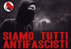 Aufkleber Siamo tutti Antifascisti