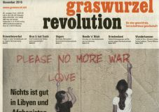 Graswurzelrevolution Nr. 413 (November 2016)