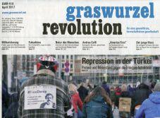 Graswurzelrevolution Nr. 418 (April 2017)