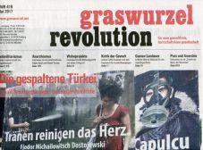 Graswurzelrevolution Nr. 419 (Mai 2017)