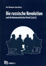 Die russische Revolution und die Kommunistische Partei (1921)