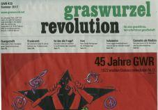 Graswurzelrevolution Nr. 420 (Sommer 2017)