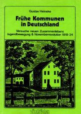 (Antiquariat) Frühe Kommunen in Deutschland