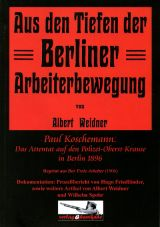 Aus den Tiefen der Berliner Arbeiterbewegung