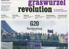 Graswurzelrevolution Nr. 421 (September 2017)