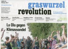 Graswurzelrevolution Nr. 422 (Oktober 2017)