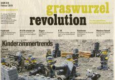Graswurzelrevolution Nr. 426 (Februar 2018)