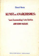 (Antiquariat) Kunst und Anarchismus - innere Zusammenhänge...