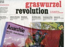 Graswurzelrevolution Nr. 429 (Mai 2018)