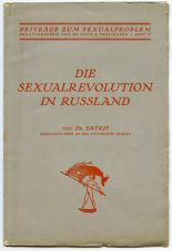 Die Sexualrevolution in Russland