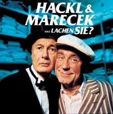 Hackl & Marecek - Was lachen Sie?