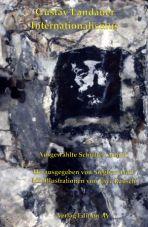 (Antiquariat) Internationalismus (Werke Band 1)