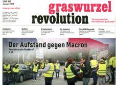 Graswurzelrevolution Nr. 435 (Jänner 2019)