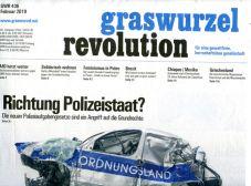 Graswurzelrevolution Nr. 436 (Februar 2019)