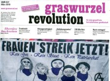 Graswurzelrevolution Nr. 437 (März 2019)