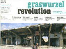Graswurzelrevolution Nr. 439 (Mai 2019)