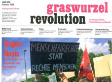 Graswurzelrevolution Nr. 440 (Sommer 2019)