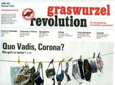 Graswurzelrevolution Nr. 450 (Sommer 2020)