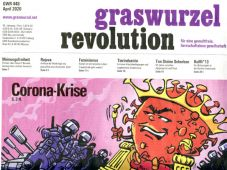 Graswurzelrevolution Nr. 448 (April 2020)