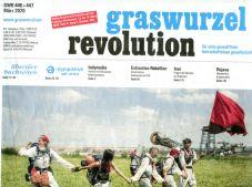 Graswurzelrevolution Nr. 446 + 447 (März 2020)
