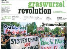 Graswurzelrevolution Nr. 442 (Oktober 2019)
