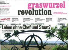 Graswurzelrevolution Nr. 441 (September 2019)