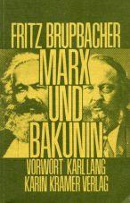 (Antiquariat) Marx und Bakunin