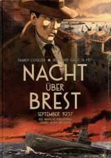 Nacht über Brest. September 1937 - Der spanische Bürgerkrieg landet in der Bretagne