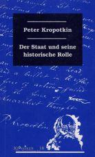 (Antiquariat) Der Staat und seine historische Rolle