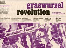 Graswurzelrevolution Nr. 457 (März 2021)