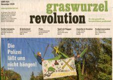 Graswurzelrevolution Nr. 454 (Dezember 2020)