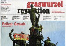 Graswurzelrevolution Nr. 455 (Jänner 2021)